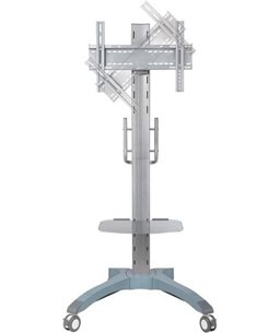Newstar LCD/Plasma mobile floor stand 27-60-Inch ,50 kg,fixed,si [art.25179]