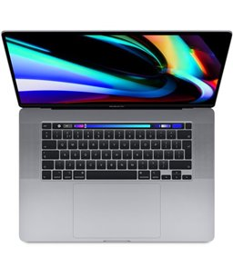 Apple MacBook Pro 16-inch 2.6GHz / 512GB Spacegrijs [art.39548]