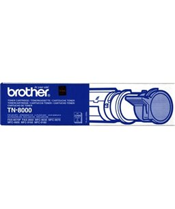 Brother TN-8000 TN-8000 tonercartridge zwart standard capacity 2.200 pagina's 1-pack [art.18161]