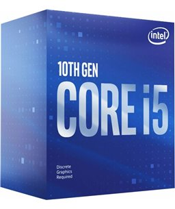 Intel Core i5-10400F Boxed