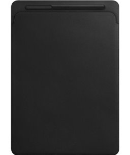 Apple Leather Sleeve 12.9-inch  iPad Pro Black