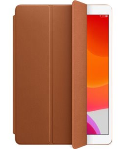 Apple Leather Smart Cover 10.5-inch  iPad Pro Saddle Brown