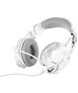 Trust GXT 330XL Gaming Headset - White