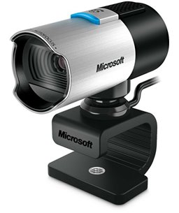 Microsoft LifeCam Studio for Business - Web camera - colour - audio - Hi-Speed USB