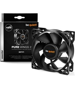 Be quiet! Pure Wings 2 PWM 80x80x25