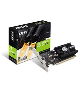 MSI GeForce GT 1030 LP OC 2GB
