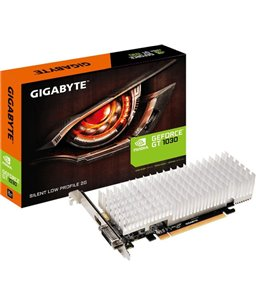 Gigabyte GeForce GT 1030 Silent LP 2GB