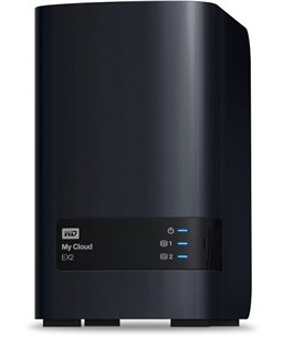Western Digital My Cloud EX2 Ultra 6TB NAS