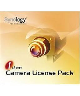 Synology Camera License Pack 1x Retail