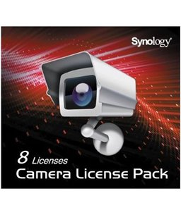 Synology Camera License Pack 8x Retail
