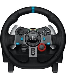 Logitech G29 Driving Force Racestuur PS3 en PS4
