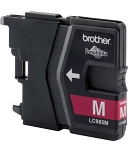 Brother LC-985 inktcartridge Magenta standard capacity 260 pagina's 1-pack blister