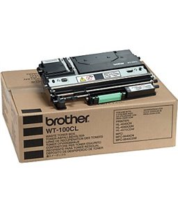 Brother WT-100CL waste toner bottle standard capacity 20.000 pagina's 1-pack