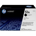 HP Q7551A Tonercartridge Black for LaserJet P3005 / M3027mfp / M3035mfp (6.5k)