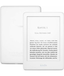 Amazon Kindle 6-inch 2019 incl. Frontlight 4GB White