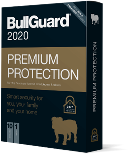 Bullguard Premium Protection Multi Device 1U/10D/1J Retail
