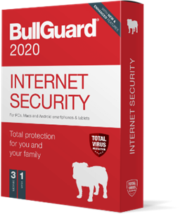 Bullguard Internet Security Multi Device 1U/3D/1J Retail