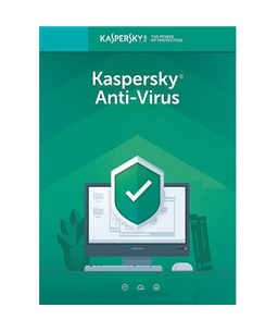 Kaspersky Anti-Virus 1U/1D/1J Retail
