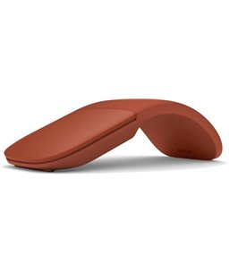 Microsoft Surface Arc Mouse Klaproosrood