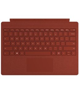 Microsoft Surface Pro Signature Type Cover - Klaproosrood