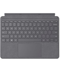 Microsoft Surface Go Signature Type Cover - Platina (Alcantara)
