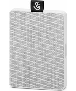 Seagate One Touch SSD 500GB - Wit