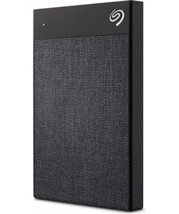 Seagate Backup Plus Ultra Touch 2TB - Zwart