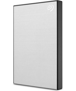 Seagate Backup Plus Slim 1TB - Zilver