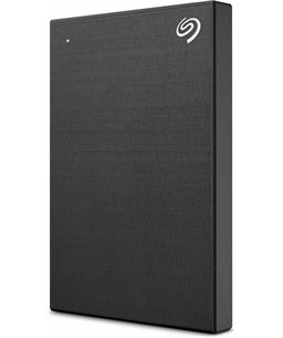 Seagate Backup Plus Slim 2TB - Zwart