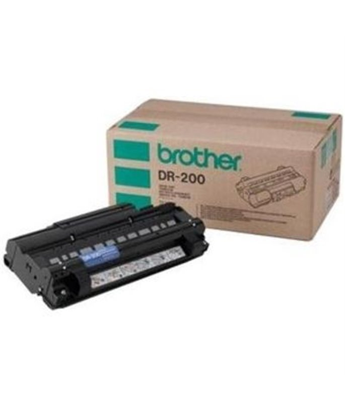 Brother DR-200 drum zwart standard capacity 10.000 pagina's 1-pack