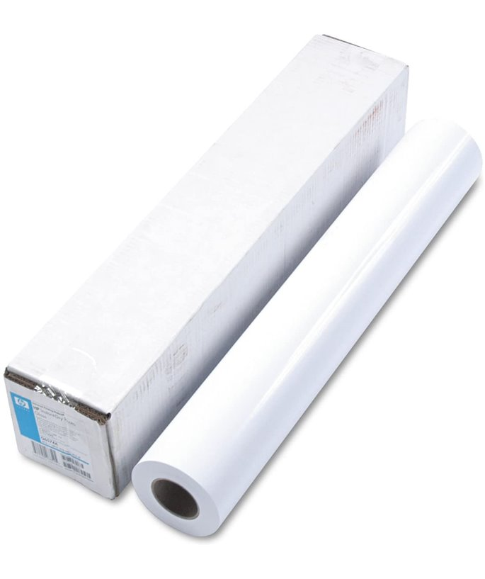 HP Universal instant-dry gloss photo paper inktjet 190g/m2 610mm x 30.5m 1 rol pack