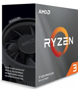 AMD Ryzen 3 3100 4-core 3.6 - 3.9 GHz sAM4 Boxed