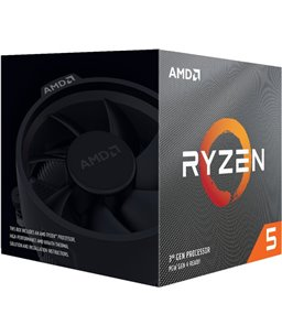 AMD Ryzen 5 3600XT 6-core 3.8 - 4.5 GHz sAM4 Boxed