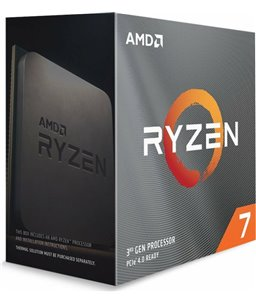 AMD Ryzen 7 3800XT 8-core 3.9 - 4.7 GHz sAM4 Boxed