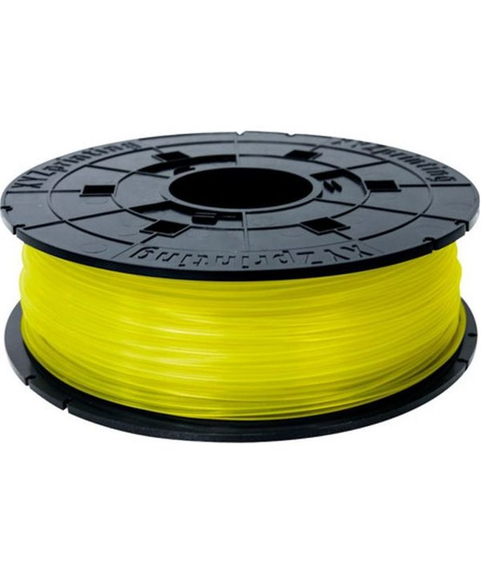 XYZprinting Da Vinci Filament PLA Clear Yellow 600g