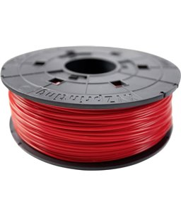 XYZprinting Da Vinci Filament PLA Clear Red 600g