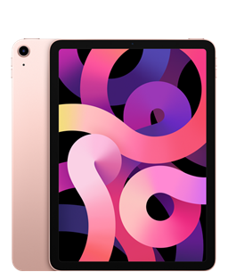 Apple iPad Air 10.9inch 4th Gen WiFi 64GB Rose Gold
