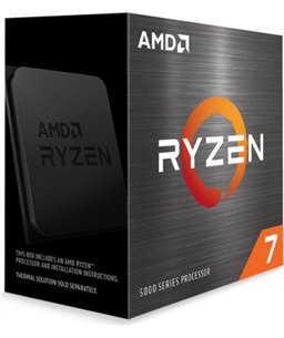 AMD Ryzen 7 5800X 3.8-4.7GHz 8-Core sAM4