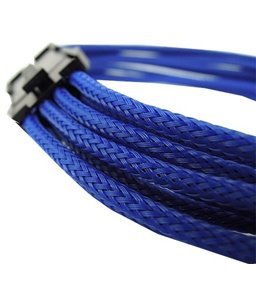 Gelid 6+2 Pin PCI-E Extension Cable - Blue 30CM