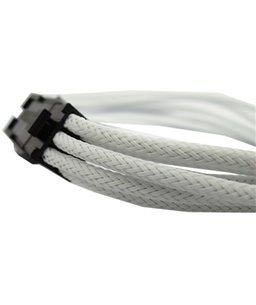 Gelid 6-Pin VGA Extension Cable - UV White 30CM