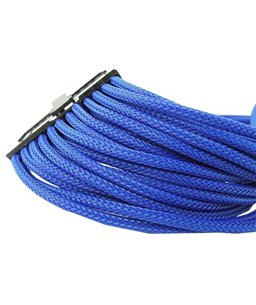 Gelid 24-Pin ATX Extension Cable - Blue 30CM