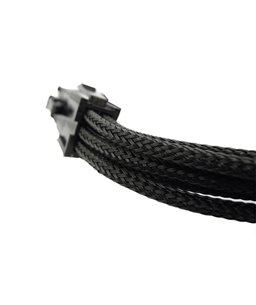 Gelid 6-Pin VGA Extension Cable - Black 30CM