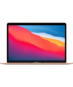 Apple 13-inch MacBook Air - M1 Chip 8?core CPU - 7?core GPU - 256 GB opslag - Goud