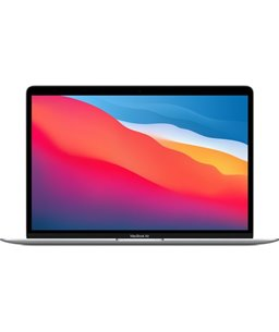 Apple 13-inch MacBook Air - M1 Chip 8?core CPU - 7?core GPU - 256 GB opslag - Zilver
