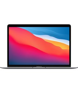 Apple 13-inch MacBook Air - M1 Chip 8?core CPU - 7?core GPU - 256 GB opslag - Spacegrijs