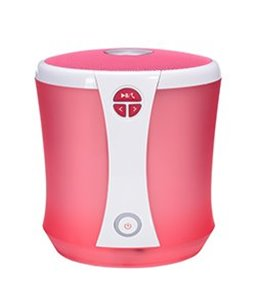 Terratec Concert BT NEO Bluetooth Speaker - Roze