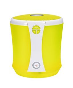Terratec Concert BT NEO Bluetooth Speaker - Geel
