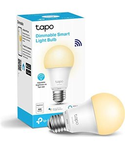 TP-Link Tapo L510E Smart Wifi-lamp Warm White