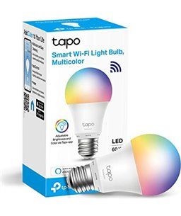 TP-Link Tapo L530E Smart Wifi-lamp, Multicolor