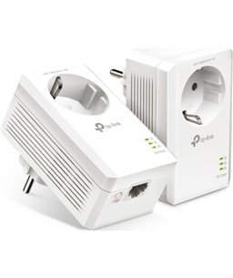 TP-Link AV1000 Gigabit Passthrough Powerline Starterset